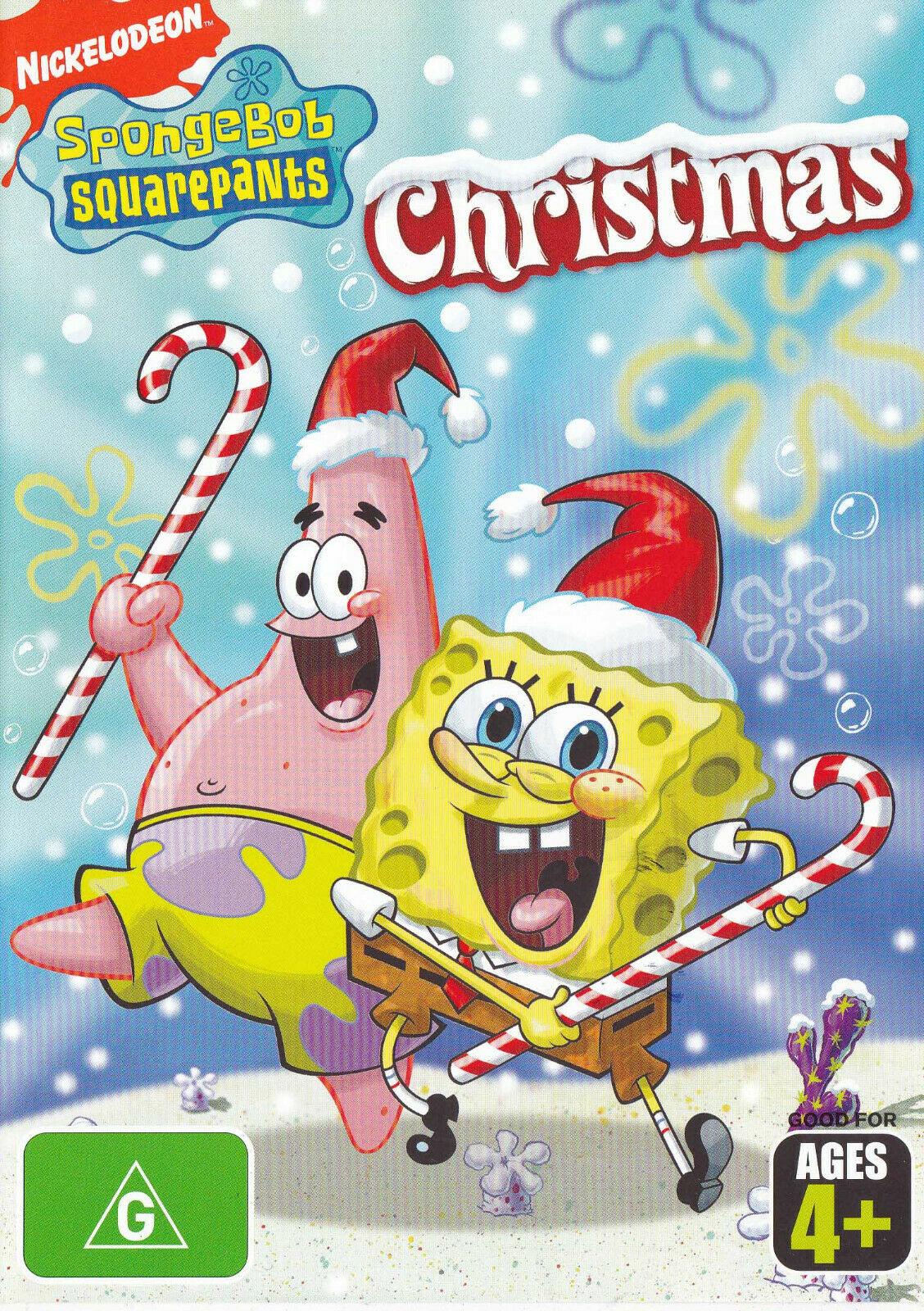 File:SpongeBob original Christmas Australian DVD.jpeg
