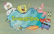 SpongeBob Italian Logo