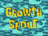 Growth Spout