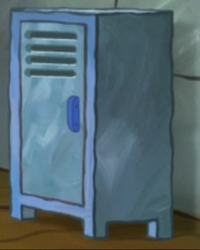 Mr. Krabs' Navy Locker - Clean