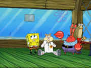 Mr. Krabs in Bubble Troubles-11