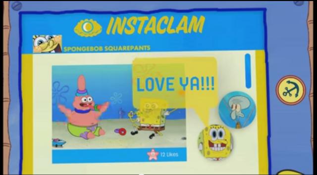 File:SpongeBob Checks His Instaclam 11.png