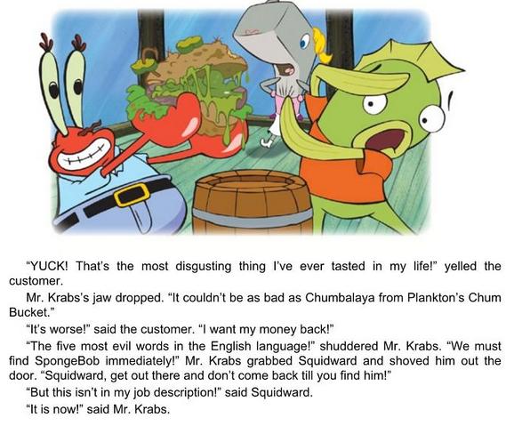 File:SpongeBob SquarePants Pearl Krabs Character Book Scene Nickelodeon 4.png