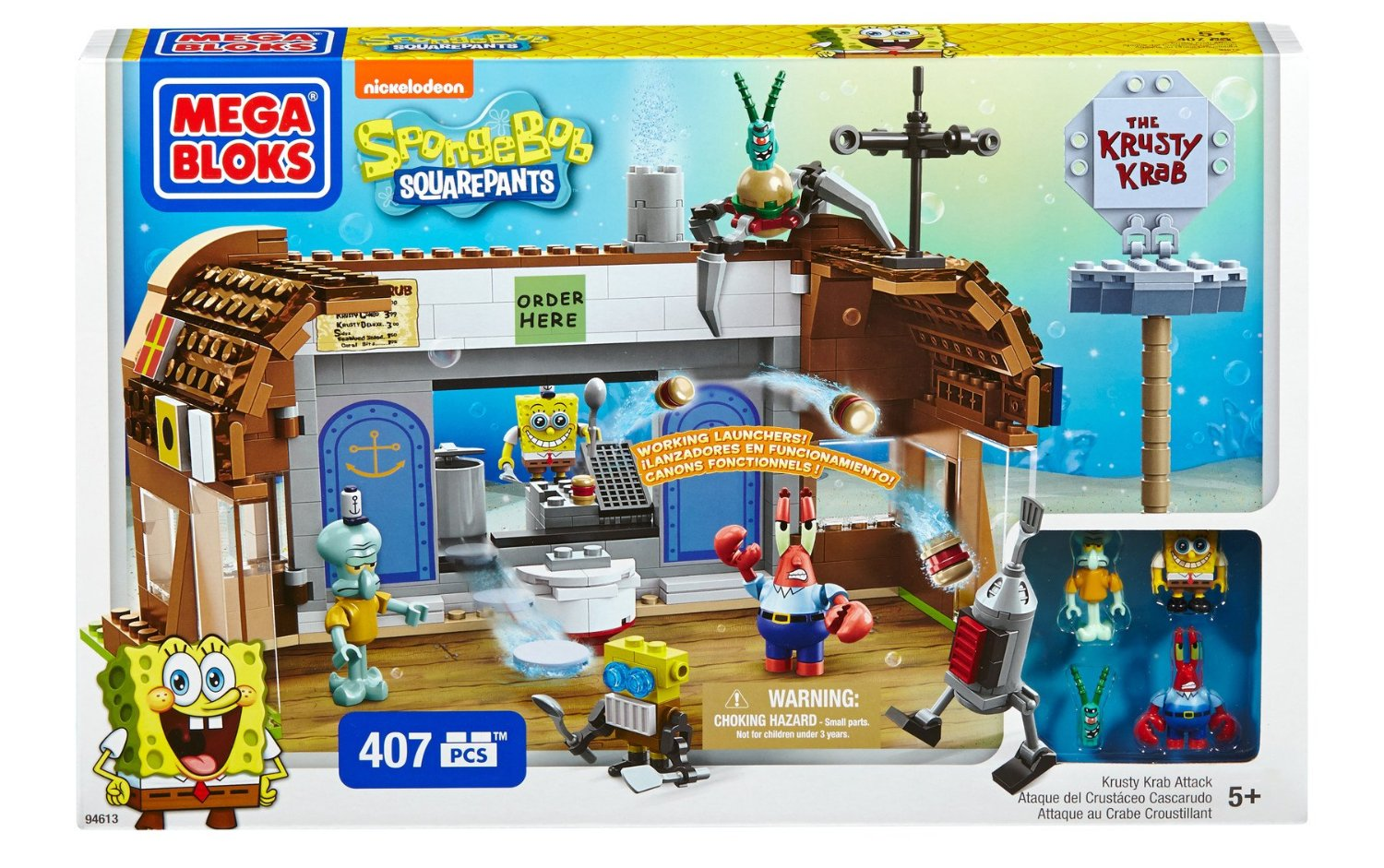 mega bloks spongebob squarepants encyclopedia spongebobia