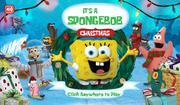 It's a SpongeBob Christmas game new title screen