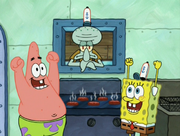 Two Faces of Squidward 3