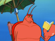 Larry the Lobster in A Day in a Life-55