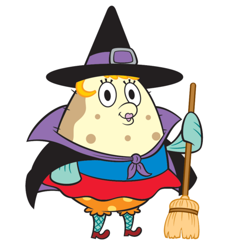 File:SpongeBob SquarePants Mrs. Puff Halloween Costume Character Image Nickelodeon.png