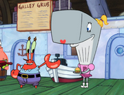 Mermaid Man & Barnacle Boy VI The Motion Picture 064