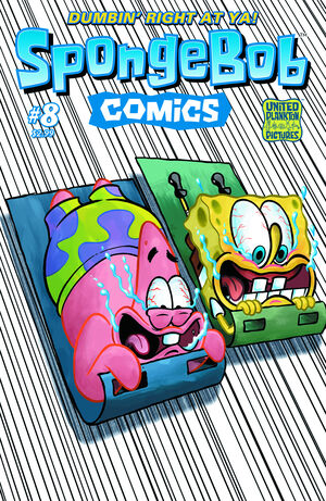 SpongeBobComicsNo08
