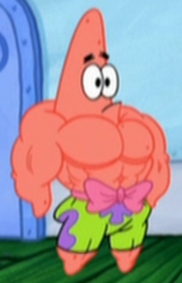 Muscular Patrick