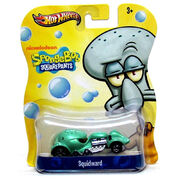 Squidward Hot Wheels toy