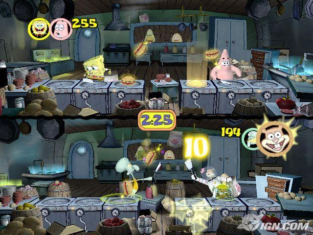 File:3d Spongebob, 3d Squidward, 3d Sandy, & 3d Patrick5.jpg