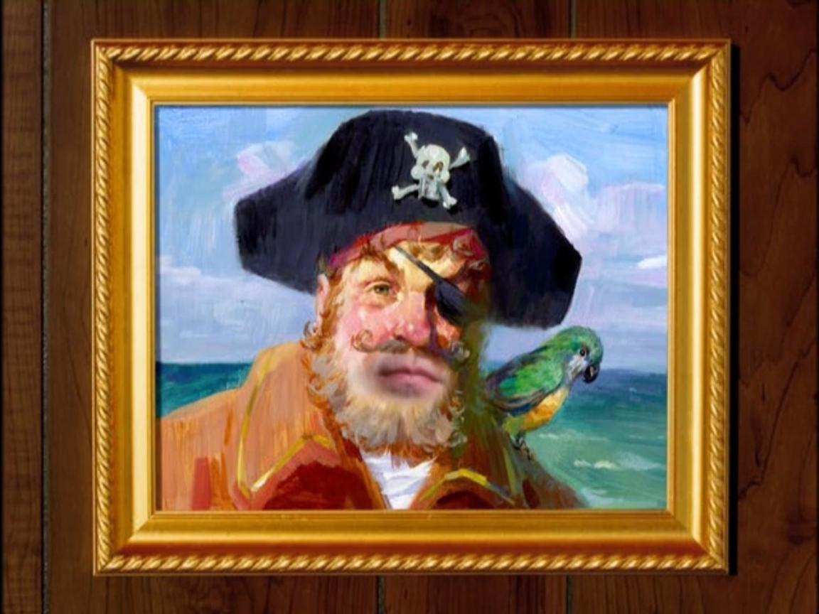 Image result for spongebob pirate