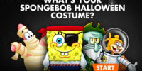 What's Your SpongeBob Halloween Costume?