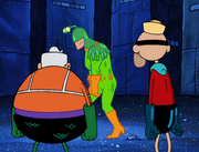 Mermaid Man & Barnacle Boy VI The Motion Picture 015