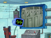 SpongeBob SquarePants Karen the Computer Old Movie