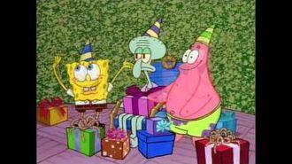 Spongebob Squarepants Happy Birthday, Squidward!-0