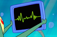 SpongeBob SquarePants Karen the Computer Miniature