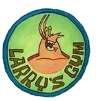 File:Larry's Gym logo.png