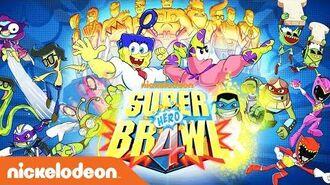 NickGamer 'Super Brawl 4' Official Game Trailer Nick