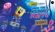 The SpongeBob Movie - Sponge Out of Water - Save the Krabby Patty
