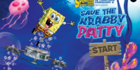The SpongeBob Movie: Sponge Out of Water - Save The Krabby Patty