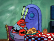 Meatballs in Imitation Krabs