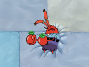 Mr. Krabs in Stuck in the Wringer-12