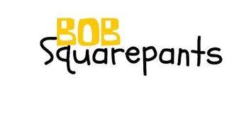 Bob SquarePants Mr. Replacement