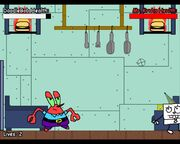 Doodlebob Krabs Boss