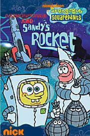 Astrosponge and Sandy's Rocket DVD