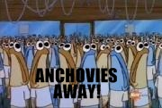 Anchovies Away