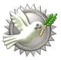 Diplomat badge