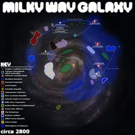 GITO Milky Way