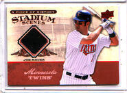 2008 UD Piece SS J Red 32