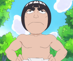 Sexy Manly Man Jutsu