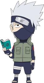 Kakashi Hatake's full appearance