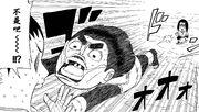 Jet Lee manga