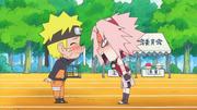 Naruto's request