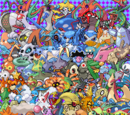 Epic Pokemon Generation 3