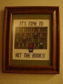 Mario - Hit the Books