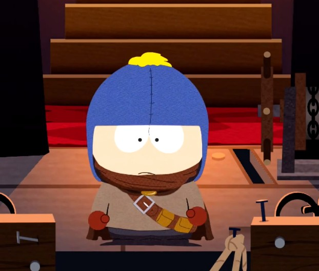 Cartman & Kenny - South Park