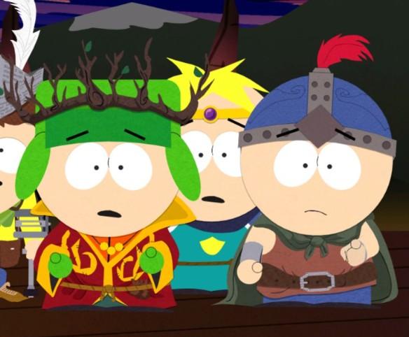 Image - Kyle - you bastards.jpg   The South Park Game Wiki ...  Kyle South Park Stick Of Truth