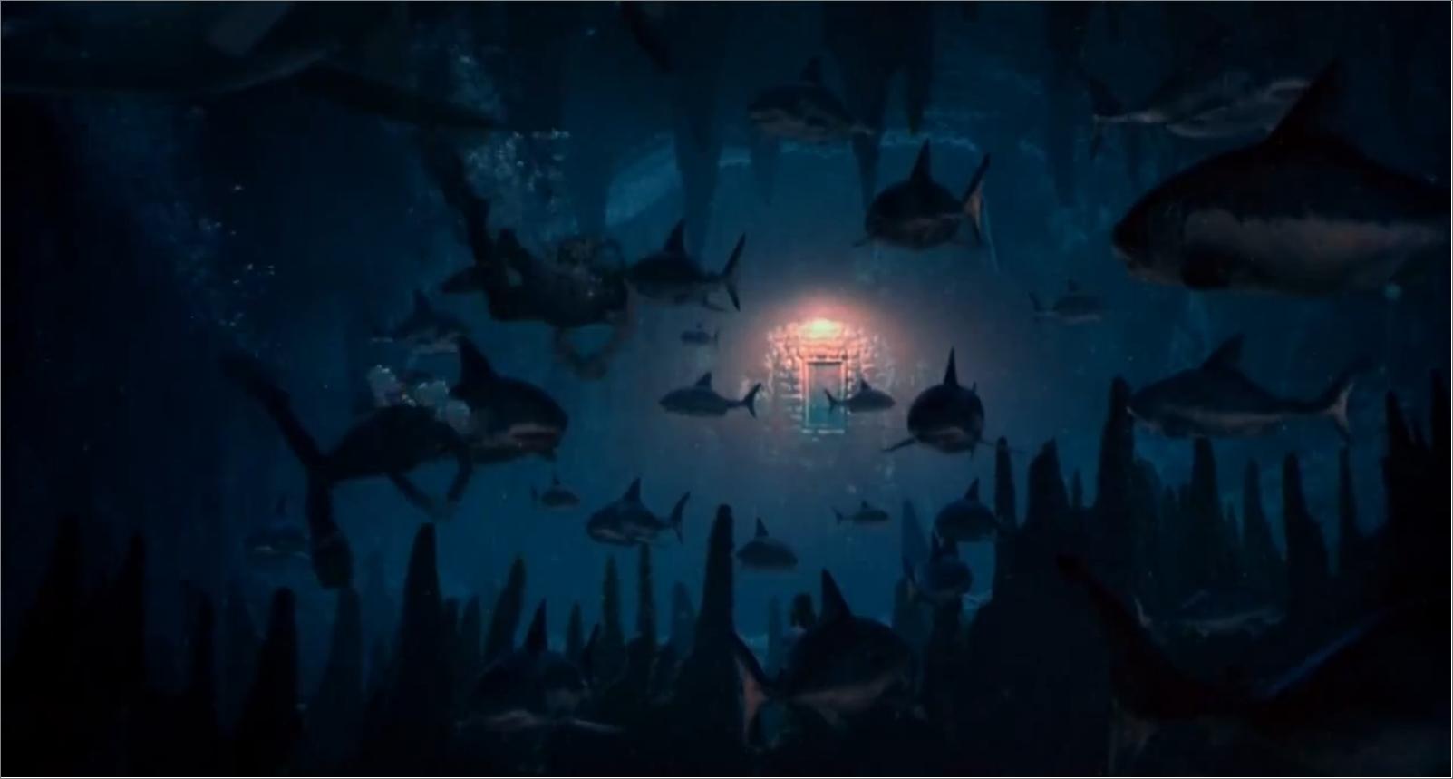 the cave of sleeping sharks spy kids wiki fandom powered by wikia