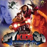 Spy Kids 3D Soundtrack