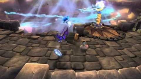 Skylanders Spyro's Adventure - Cynder Trailer (Volts and Lightning)