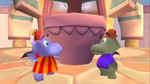 Spyro Ripto's Rage Shady Oasis Intro and Extro