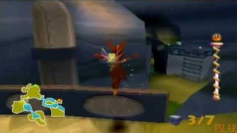 Spyro 2 Ripto's Rage! - 100% - Sunny Beach