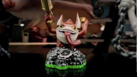 Skylanders Trigger Happy TV Commercial